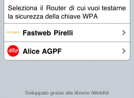 WebApp Update: iWiFiSecure